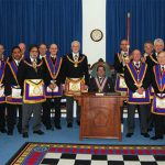 Full Team Visit to Irenic Lodge of MMM on 15th October