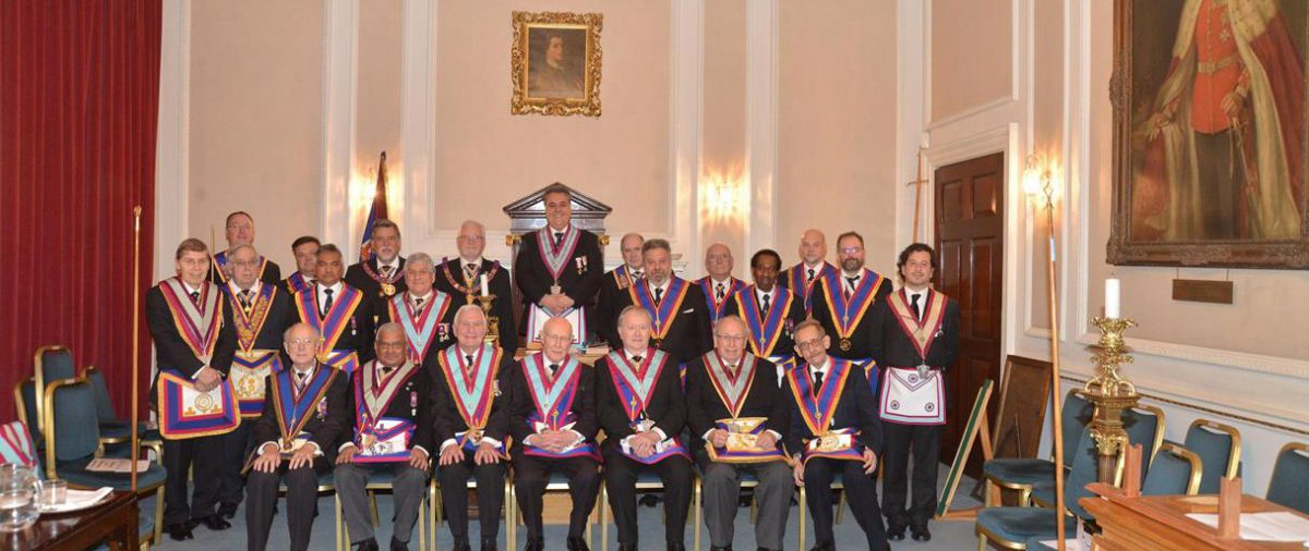 Full Team Visit to Britannic with the presentation of yet another Axe By the PGM on 9th December