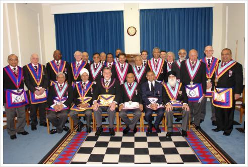 London East Africa Lodge No. 1604 25th February 2017
