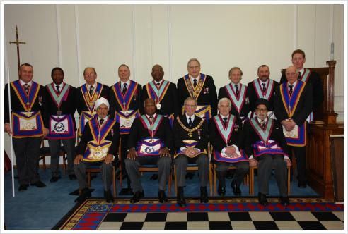 London West Africa Lodge No.1457 17th March 2017