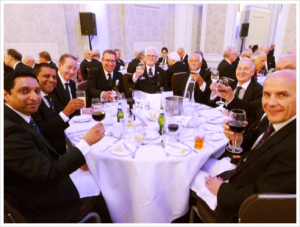 Mark Grand Lodge: London celebrates 30 members who were awarded either a First Appointment or a Promotion to Grand Rank