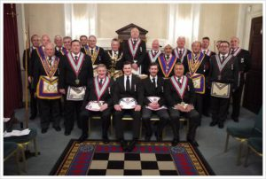 Delegation to City Livery Lodge