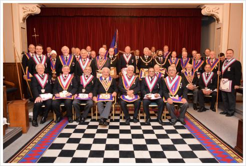 The Last Full Team Visit of the Year. Simply the best! The PGM visits Prince Leopold Lodge with a large Delegation