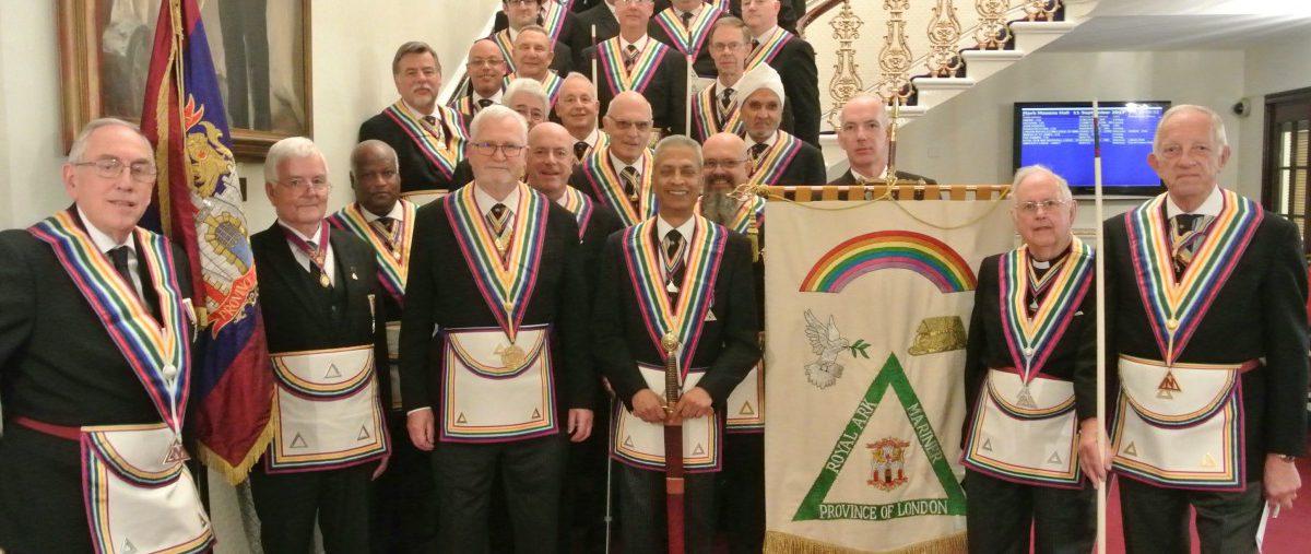 Royal Ark Mariner Provincial Grand Assembly 11th September 2017