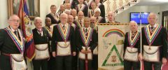 Royal Ark Mariner Provincial Grand Assembly 11th September 2017