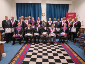 APGM Tim MacAndrews in attendance at Carnarvon 616
