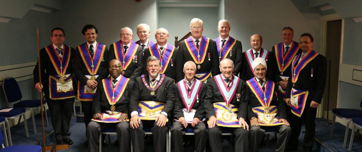 Centenary Lodge No.1200