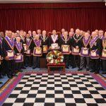 PGM David Ashbolt and his Team consecrate Gallipoli Lodge No 1984 on Friday 17th November 2017