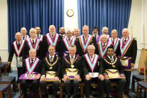 Keystone Mark Lodge No.107 9th November 2017