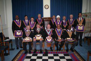 APGM W Bro Clifford Sturt, PGJD visits Alliance and Memorial Lodge No 652 – 7th November, 2017
