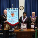 A New Banner for University of London Mark Lodge No.1389