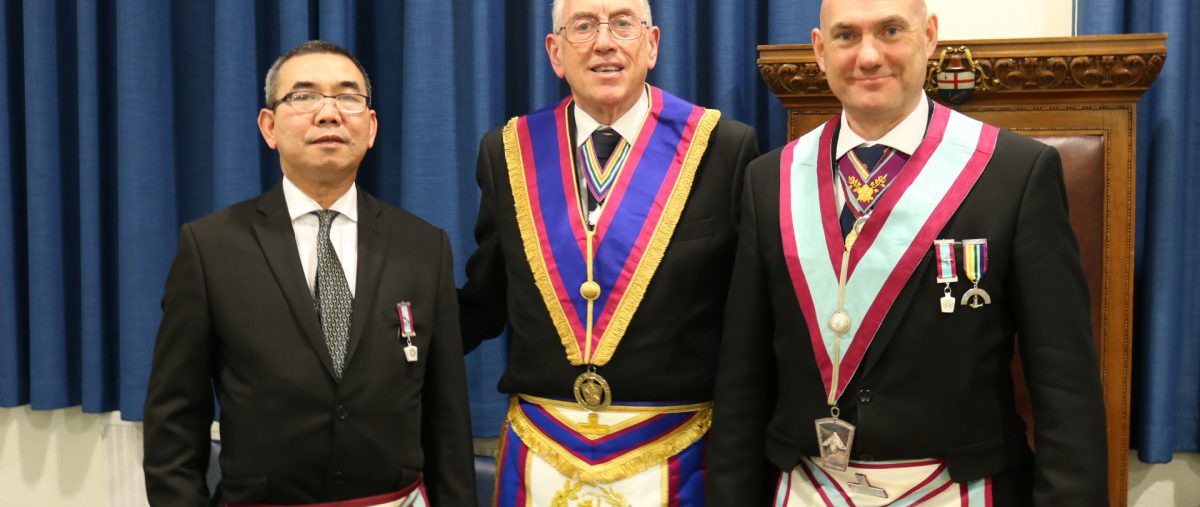 Semper Fidelis Mark Lodge No.1473 20th December 2017