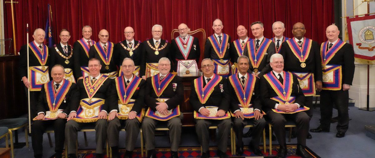 Full Team Visit to Wicket Mark Lodge Number 577 on Friday 2nd February
