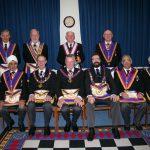 W Bro Henry Hobson, PGJD, APGM visits Carnarvon Lodge No 7 – 15th February 2018
