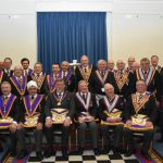 APGM W. Bro. Cliff Sturt and a goodly number of Provincial Grand Officers paid a visit to a special opportunities lodge Woodard on Tuesday the 27th March.
