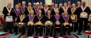APGM Henry Hobson visits Drury Lane Lodge No 1228 on 8th March 2018