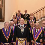 The Deputy Provincial Grand Master W. Bro. Tom Quinn and a number of Provincial Grand Officers visit Egerton of Tatton lodge on the 14th May.