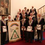 Consecration of Gallipoli Lodge of Royal Ark Mariners 12th May 2018