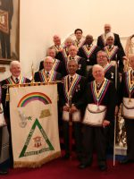 Consecration of Gallipoli Lodge of Royal Ark Mariners 12th May 2018