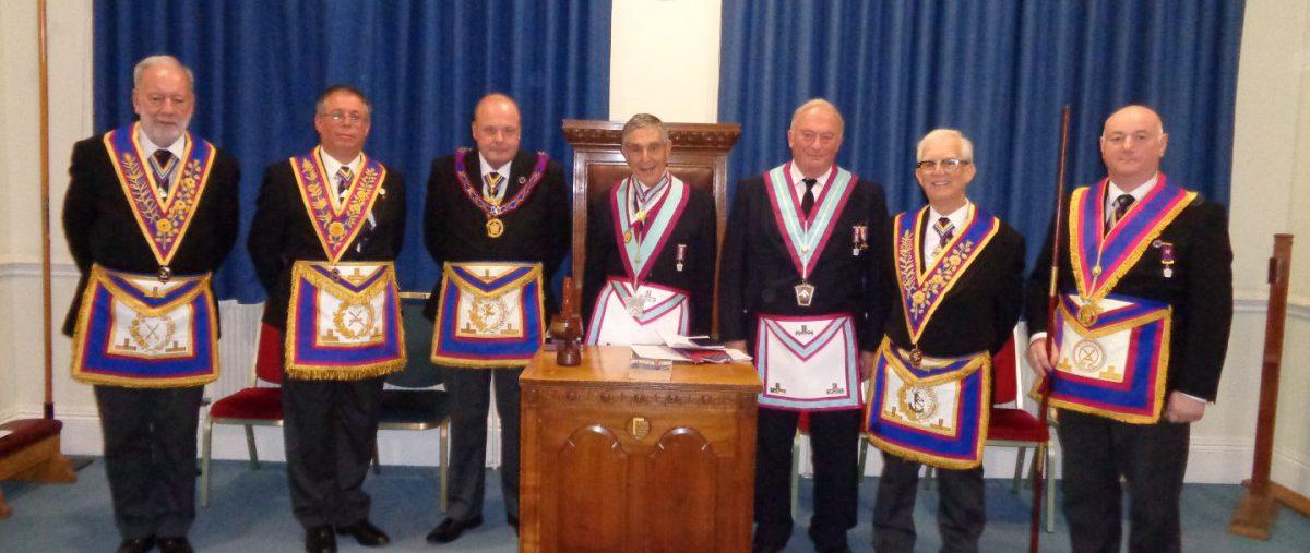 APGM Tim MacAndrews and Delegation attend Prince Leopold Lodge