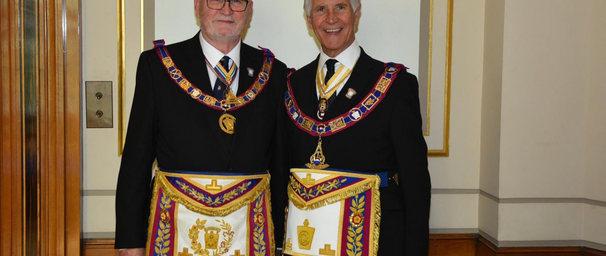 London Mark AGM at Freemasons' Hall, Thursday 12th July 2018