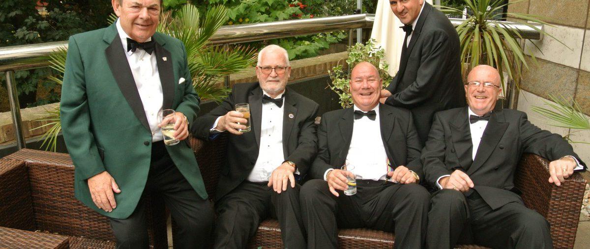 Deputy Grand Director of Ceremonies Club Annual Dinner 5th July 2018