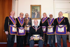Maguncor Mark Lodge No. 833 Wednesday 11th July 2018