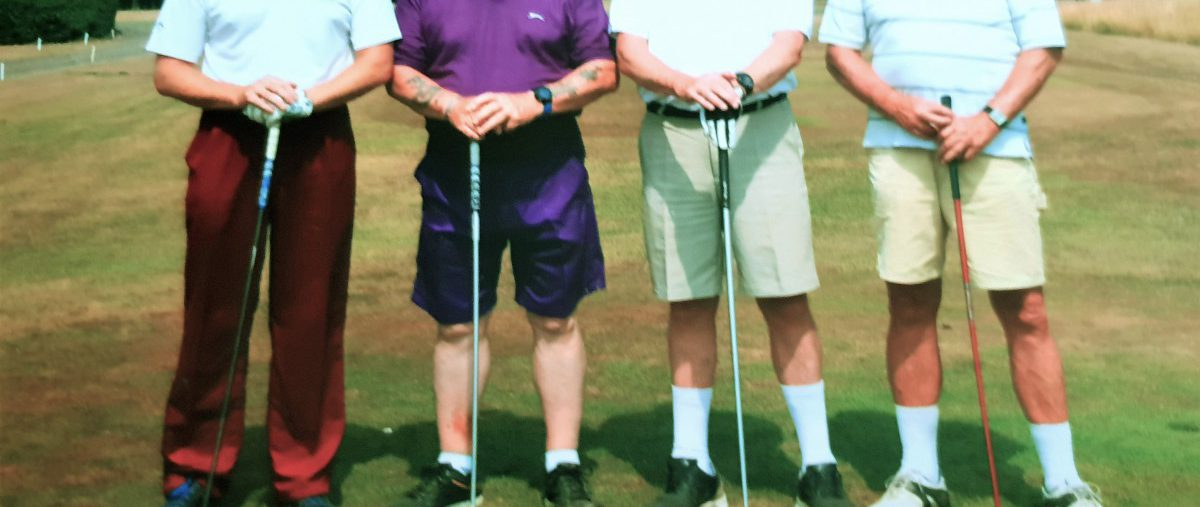 Province of London Golf Team reigns supreme in Essex