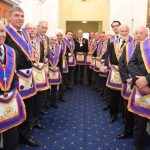 A Great Evening at Mallet & Chisel No.5 for DPGM Tom Quinn & his Delegation