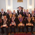W. Bro. Chris James the Provincial Grand Junior Warden together with a select number of Provincial Grand Officers visit Woodard Lodge one of our Special Opportunities' lodges on the 17th October 2018.