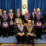 APGM Cliff Sturt visits Ethical Lodge 458 on Friday 26th October 2018