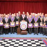 The Greeks have a word for the DPGM, Tom Quinn's, Official Visit to Aegean Lodge – Brilliant!