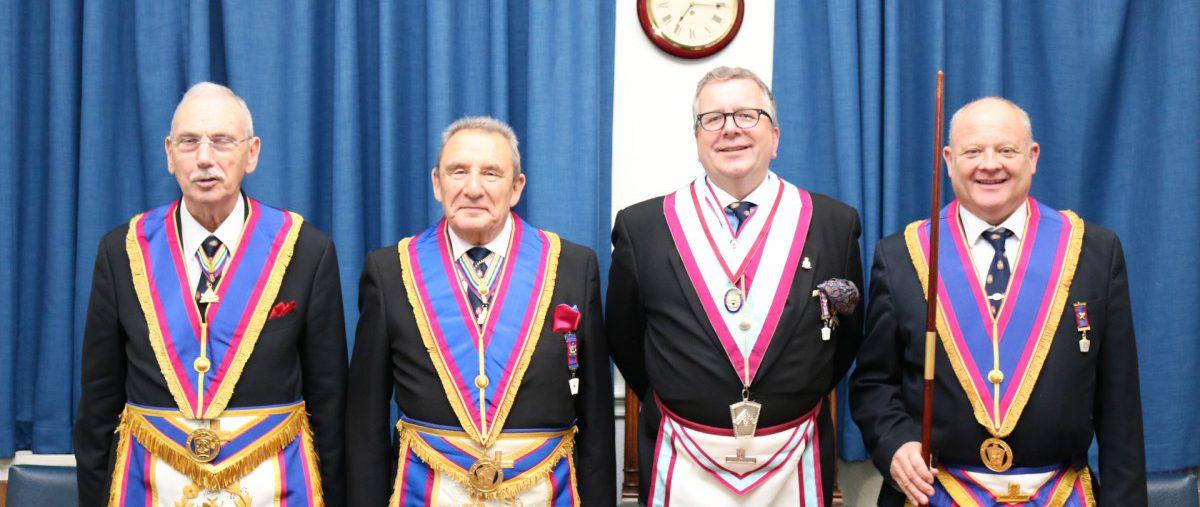 United Service Mark Lodge No. 489 13th November 2018