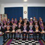 W Bro Cliff Sturt, APGM visits Alliance & Memorial Lodge No 652 – Tuesday 6th November 2018