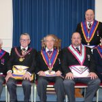 King Solomon Lodge of Mark Master Masons, No. 385, 22nd January 2019