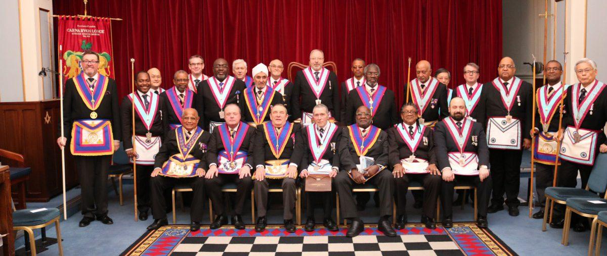 Carnarvon Lodge of Mark Master Masons No. 616 9th February 2019