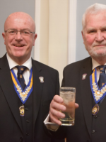 New Provincial Grand Master announced by Grand Lodge
