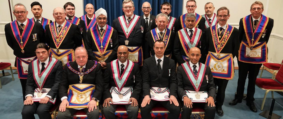 New Era Lodge receives APGM Tim MacAndrews and his Delegation on Saturday 2nd February