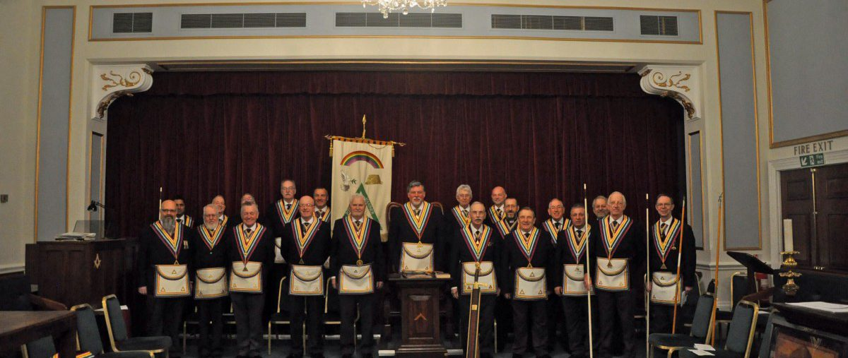 Centenary Royal Ark Mariner Lodge Consecration 25th February 2019