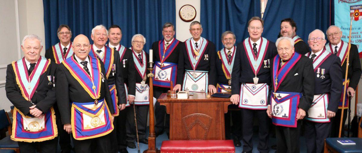 University of London Lodge of Royal Ark Mariners No. 1389, 14th February 2019