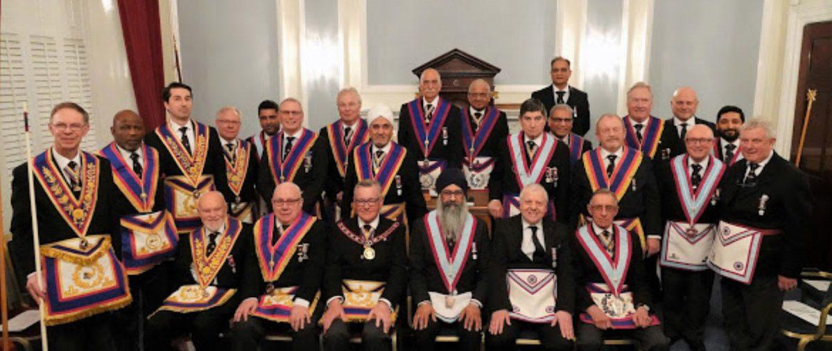 Mahajan Mark Lodge No. 1856, 11th March 2019
