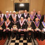 Camden Lodge of Mark Master Masons No. 418, 20th March 2019