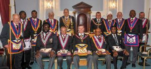 London West Africa Lodge No. 1457, 15th March 2019