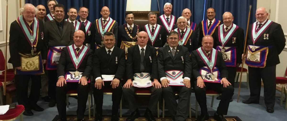 A Triple Advancement at Orchestral Lodge No: 1534 on 10th June 2019