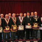 Maguncor Lodge of Mark Master Masons No. 833, 10th July 2019