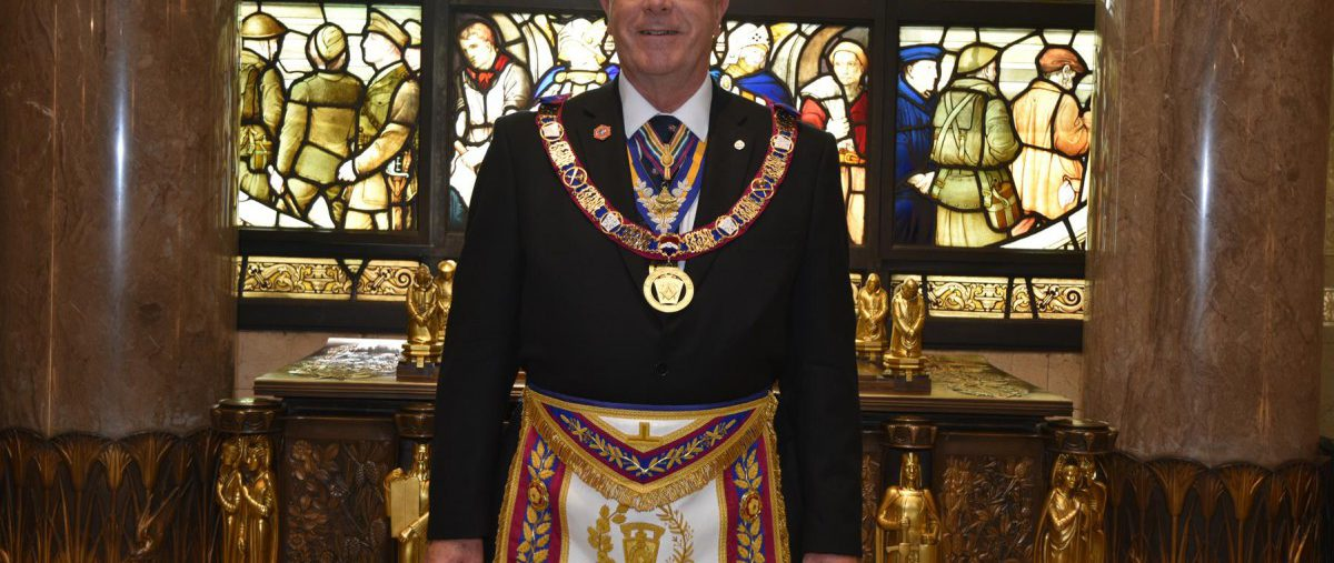 The meeting of the London Mark Provincial Grand Lodge on 11th July 2019