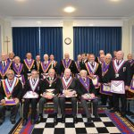 On the 12th September W. Bro. Wes Hollands undertook his first official visit as an APGM to Prince Leopold lodge together with a plethora of Provincial Grand Officers.