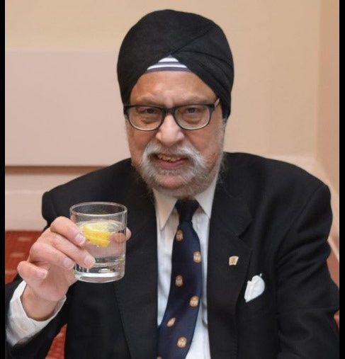 Jagdish Singh Dhadialla - RIP