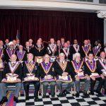 MacDonald Lodge 104 celebrates its Sesquicentenary