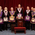 Provincial Grand Junior Warden W Bro Alan Wakeford PAGDC Visits St Johns Wood Lodge No. 1124 on 6th November 2019